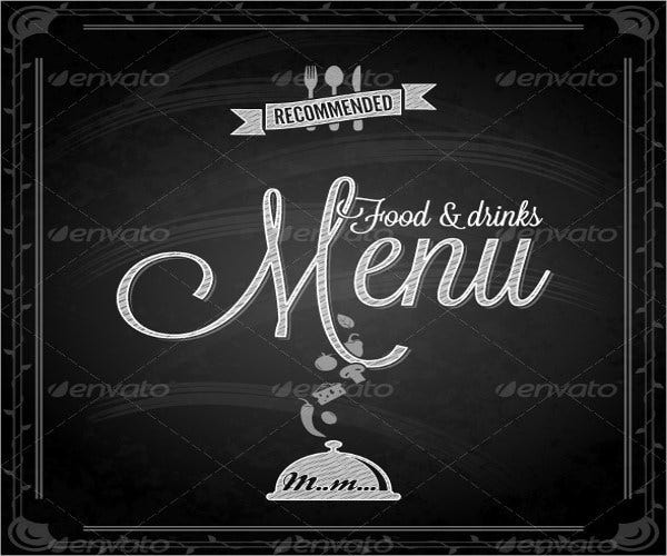 restaurant-chalkboard-food-menu