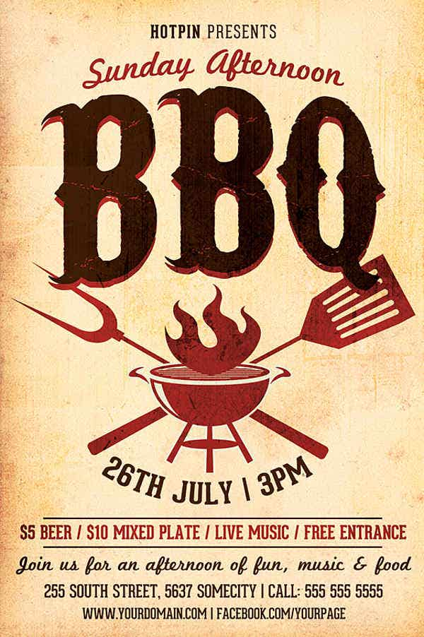 bbq-event-flyer-template