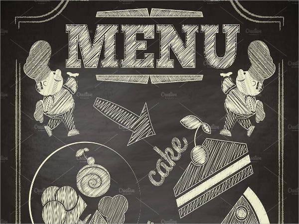 restaurant-chalkboard-dessert-menu