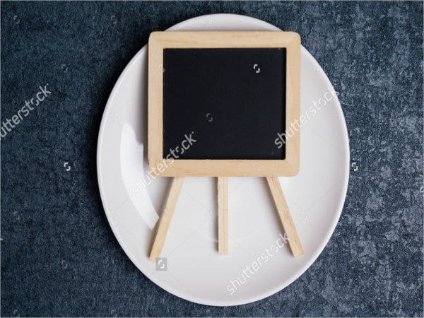rustic-mini-chalkboard-menu