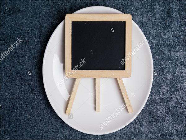 rustic-mini-chalkboard-menu