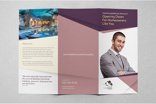 Free Flyer Templates Free Premium Templates - Real estate agent flyer template free