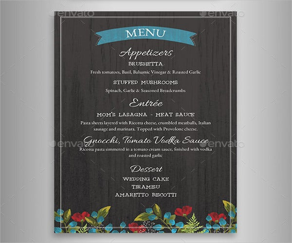 wedding-reception-chalkboard-menu