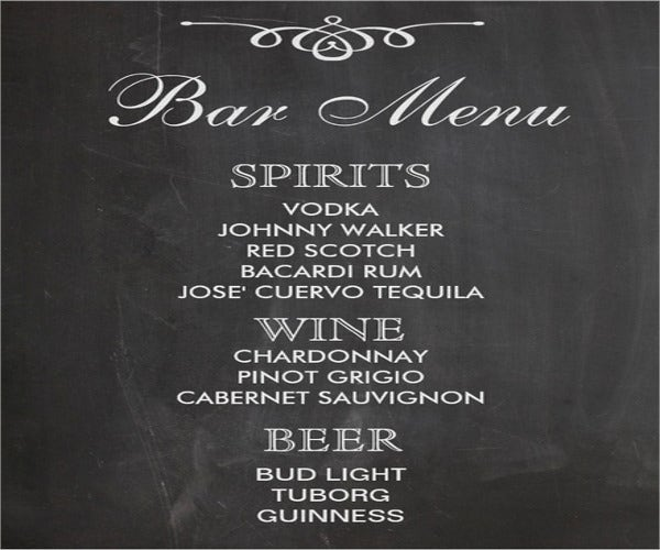 wedding-party-chalkboard-menu