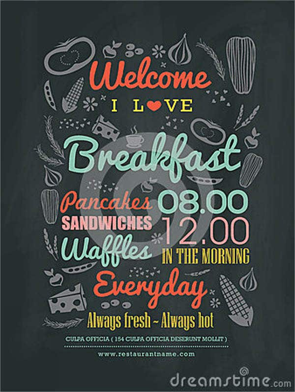 chalkboard-breakfast-cafe-menu