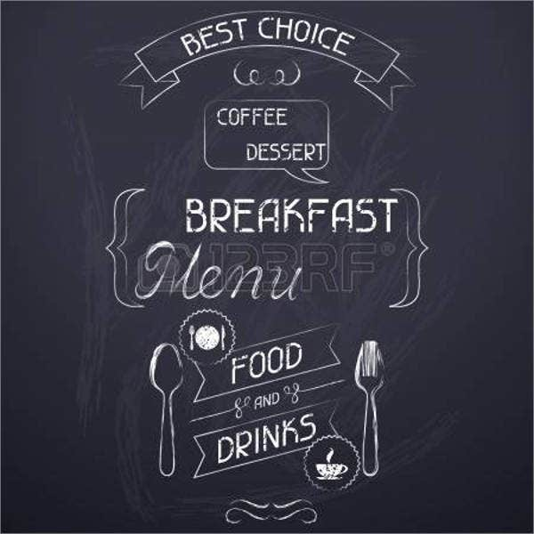 chalkboard-breakfast-menu-design