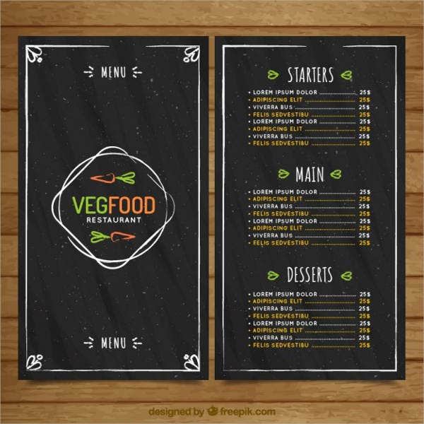 retro-chalkboard-food-menu