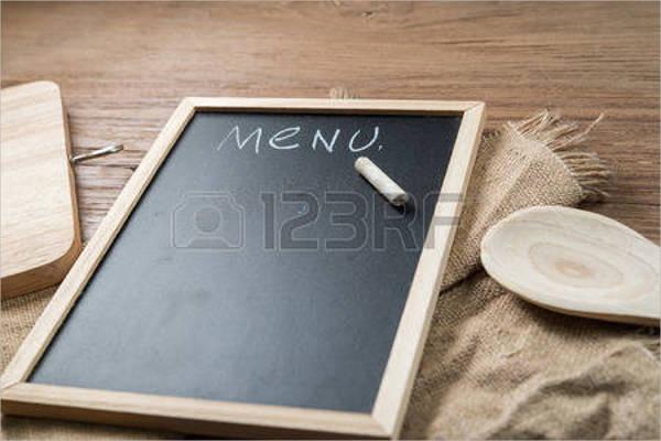 40 chalkboard menu designs psd ai free premium templates