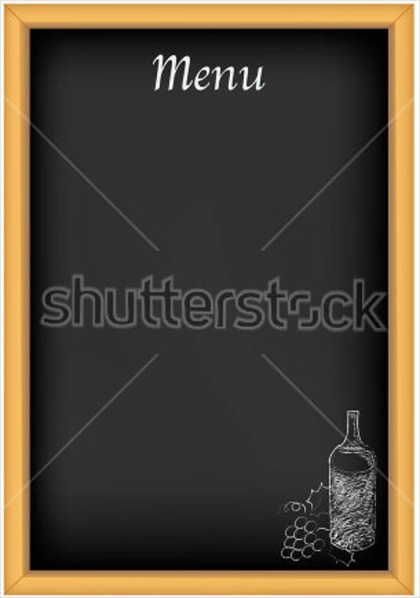 rustic-chalkboard-menu-board