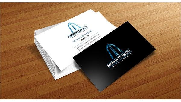 real estate visiting card1