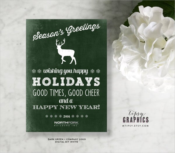 business holiday card2