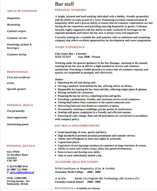 20  work resume templates