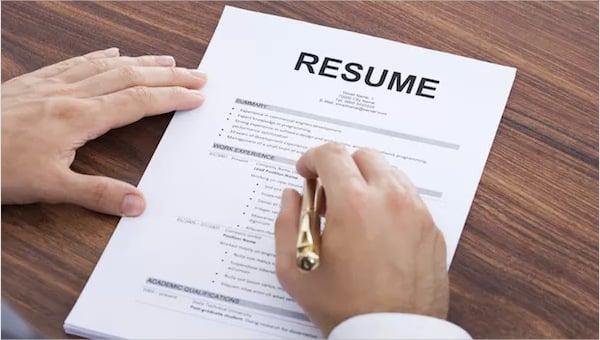 31 professional engineering resume templates