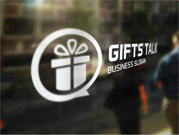 Business Gift Card Logo