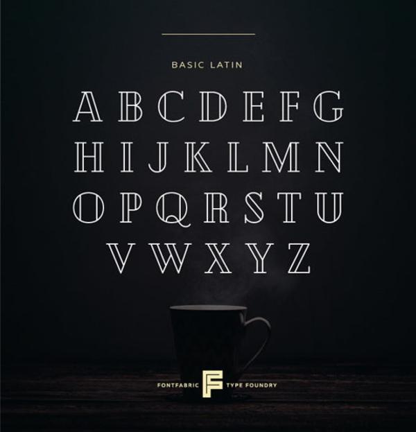 free-vintage-font