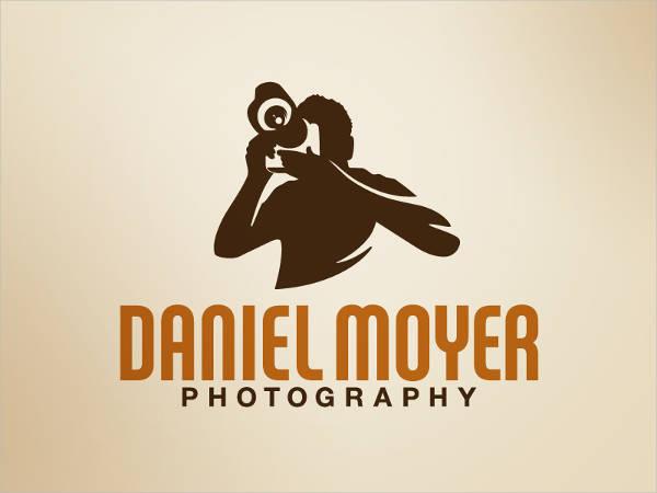 Photography Business Portrait Logo