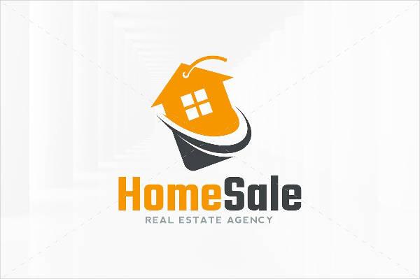Real Estate Business Sales Logo