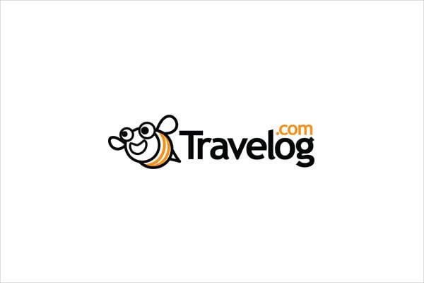 Travel Blog Business Logo