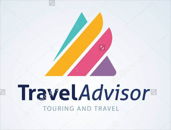 Travel Business Strategy Logo