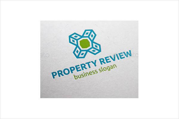 Business Property Development Logo