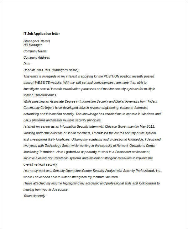 it job application letter4