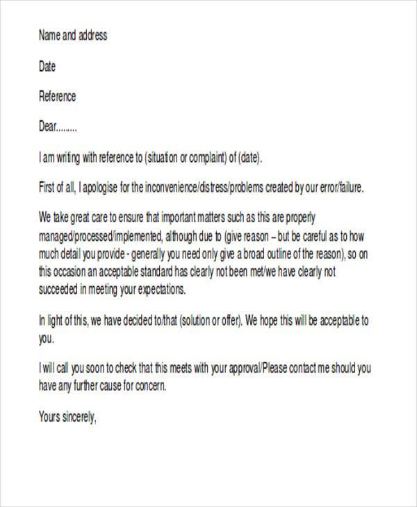 business complaint response letter1