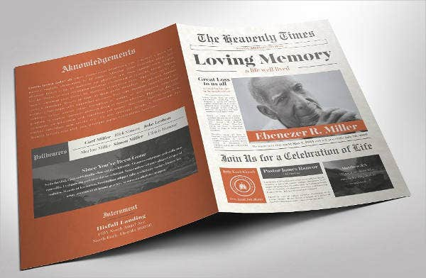 retro multipurpose newspaper template