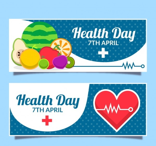 world-health-day-banners
