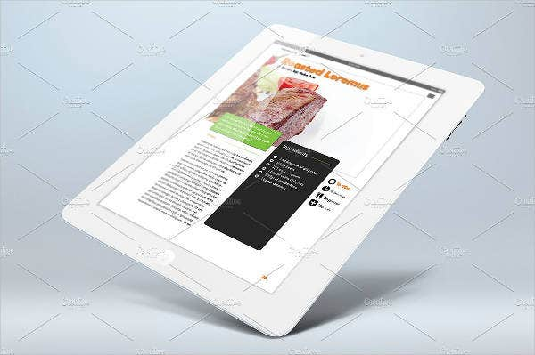 Digital Marketing Newspaper Template