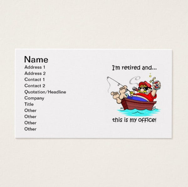 70 psd business cards free psd eps vector ai jpg format funny retirement business card accmission Image collections