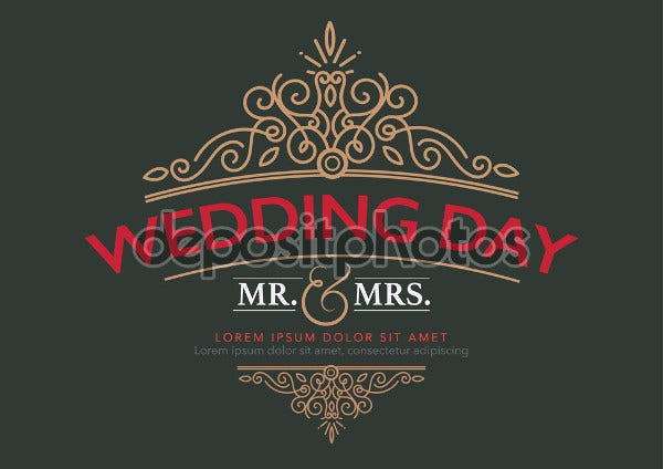 wedding-border-vector-logo
