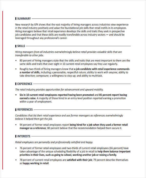 27 basic work resume templates free premium templates