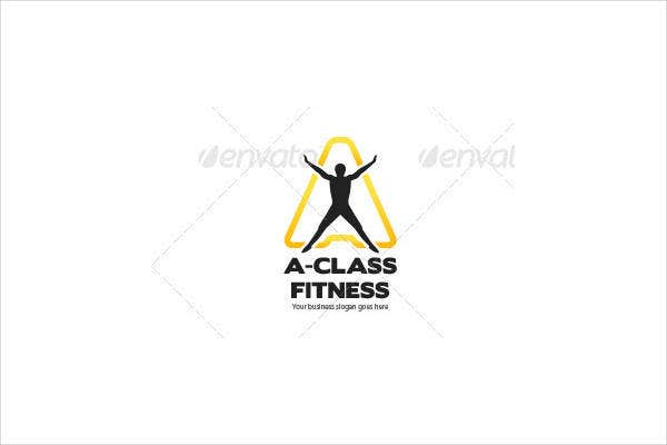 Fitness Classes First Logo