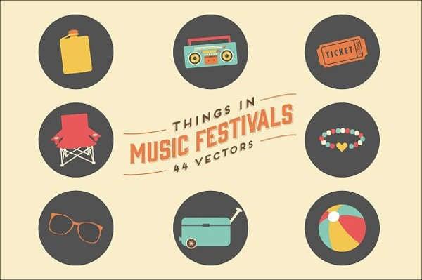 music-festival-logo-vector