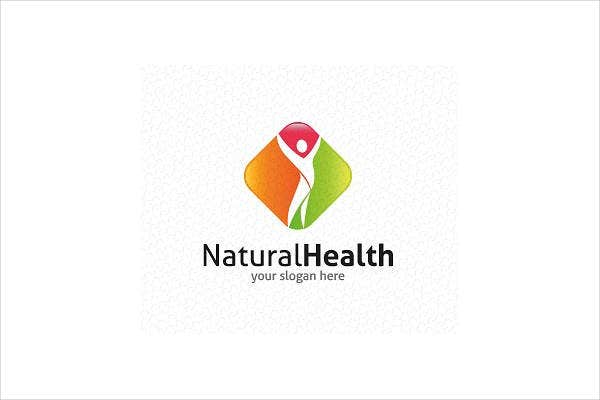 Fitness Health Body Logo