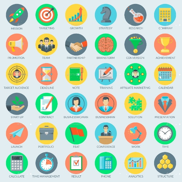 business-and-marketing-icons