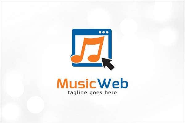 music-blog-website-logo