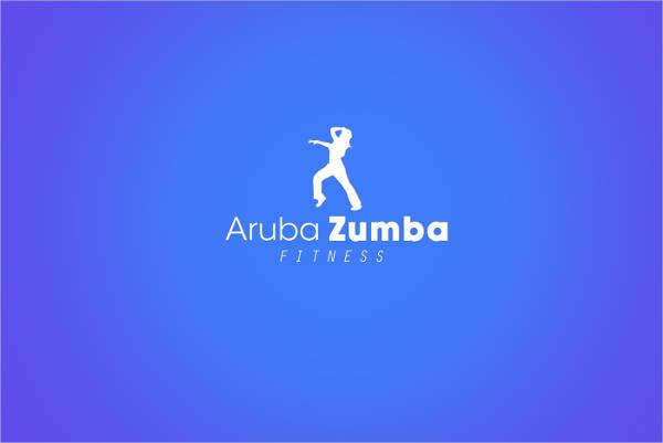 zumba fitness product logo