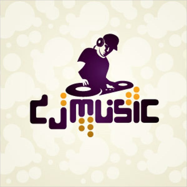 music-entertainment-party-logo
