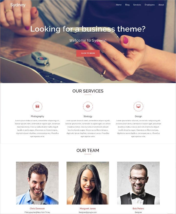 powerful business wordpress theme11