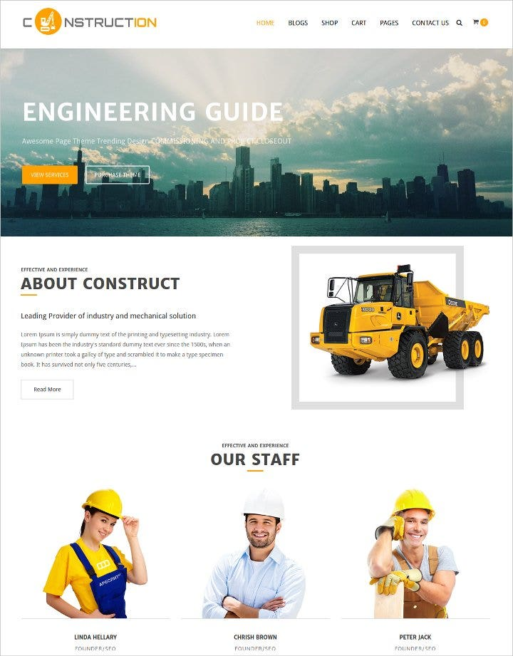 wordpress theme for construction company21