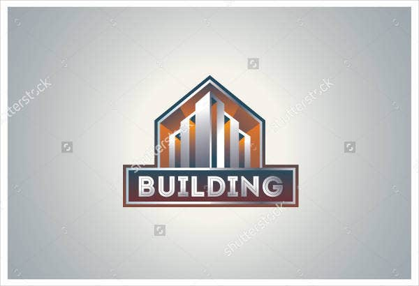 vector building logo
