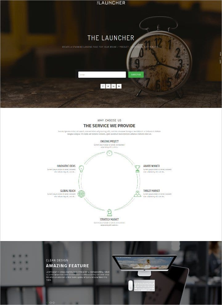 multipurpose landing page wordpress theme21