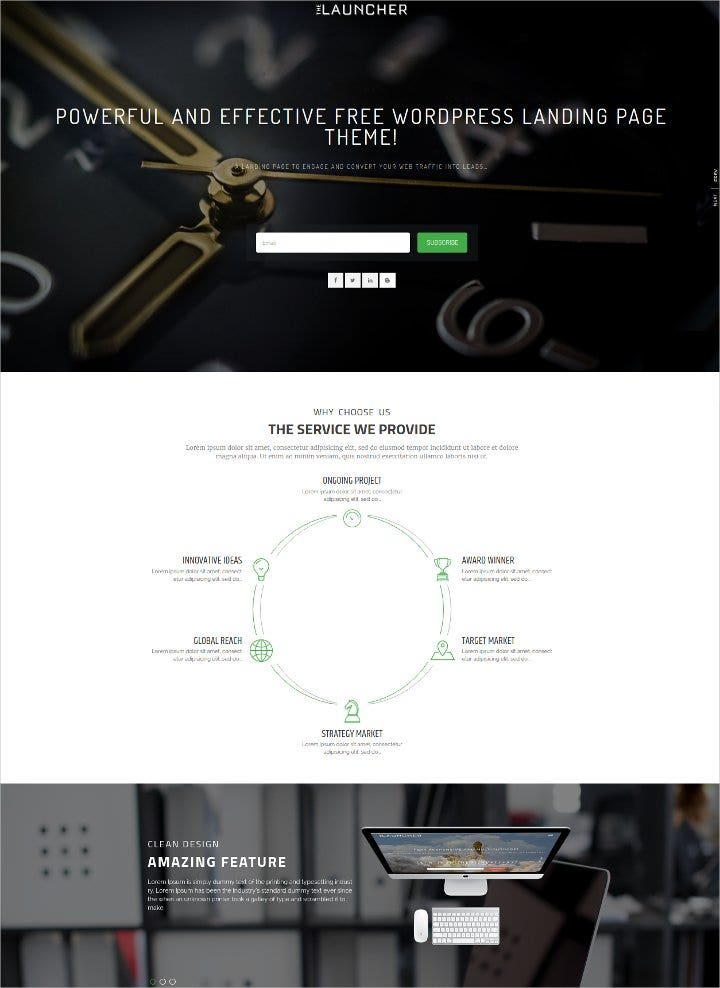 multipurpose launcher wordpress theme11