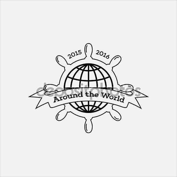 globe-vector-logo