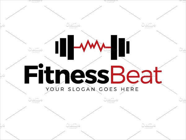 Personal Fitness Training Logo