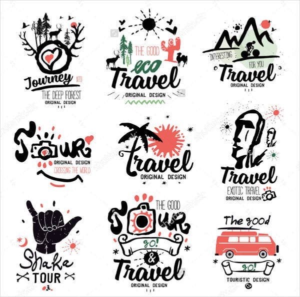 travel and tour logo