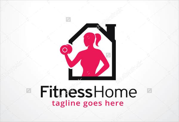 Unique Fitness Hub Logo