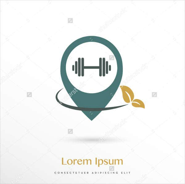 Fitness Digital Marketing Logo