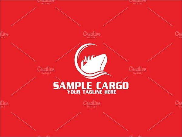 shipping-company-label-logo